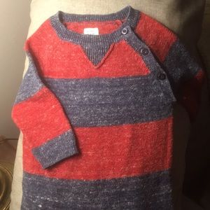 Baby GAP 3-6 month sweater pant onesie